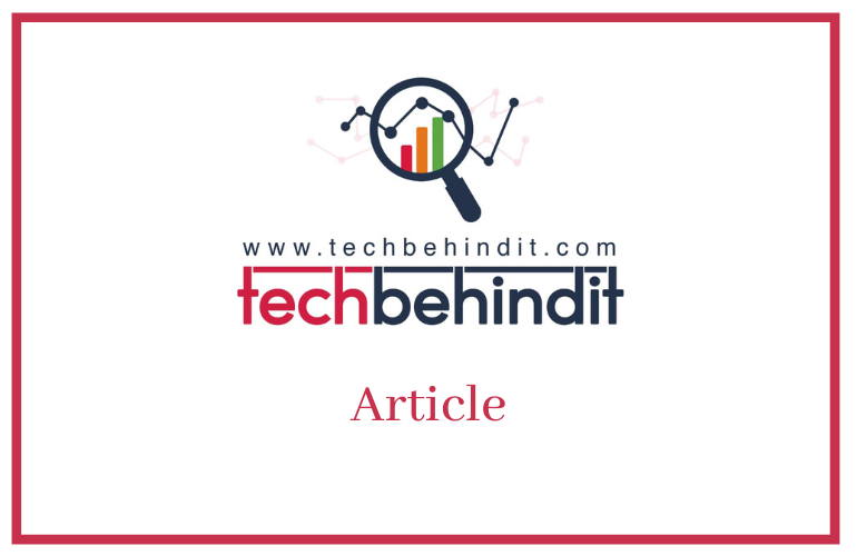 TechBehindIt Article