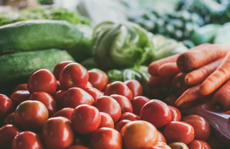 Top 8 healthy foods