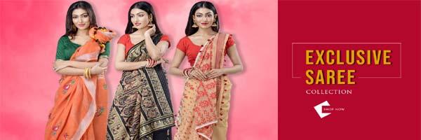 latest designs saree