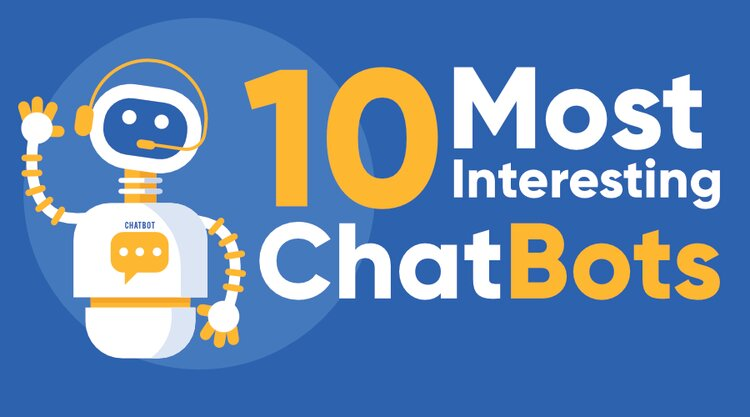 9-most-interesting-chatbots-in-the-world