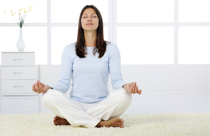 Yoga an excellent remedy for stress relief