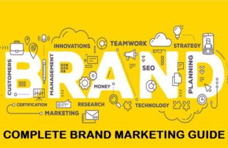 Everything you Needed to know about Brand Marketing