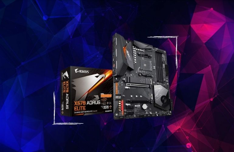 Featured Image for Gigabyte X570 Aorus Elite Review
