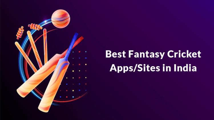 Top 5 Fantasy Cricket Apps
