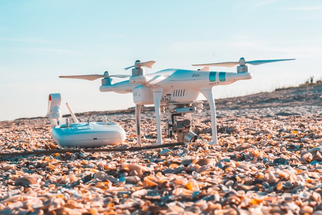 Everything About The Rise Of Fully Autonomous AI Drones
