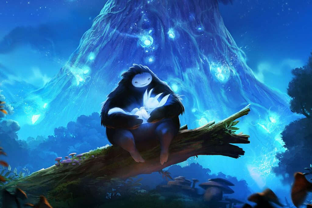 Ori & The Blind Forest (Best PC Game for Girls)