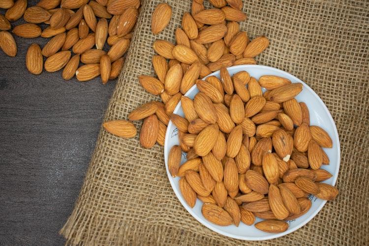 Almonds - Best Food To Boost Brain