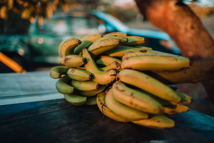 Bananas Are The Best To Increase Brain Memory