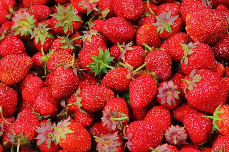 Strawberries - Best Food Better Brain Functioning