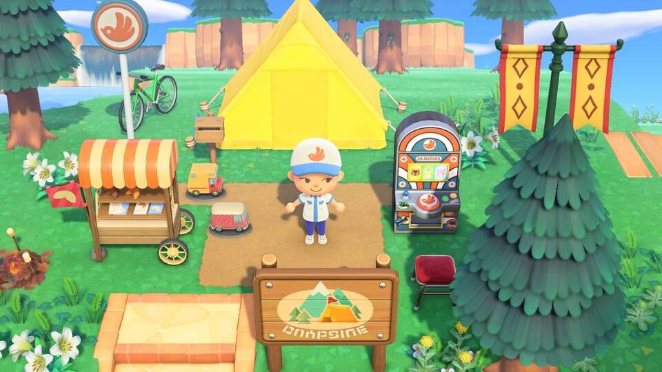Animal Crossing New Horizon