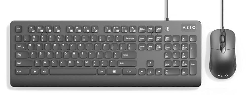 KM535 Antimicrobial Combo keyboard