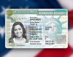 What steps do you take after being drawn for the Green Card lottery?