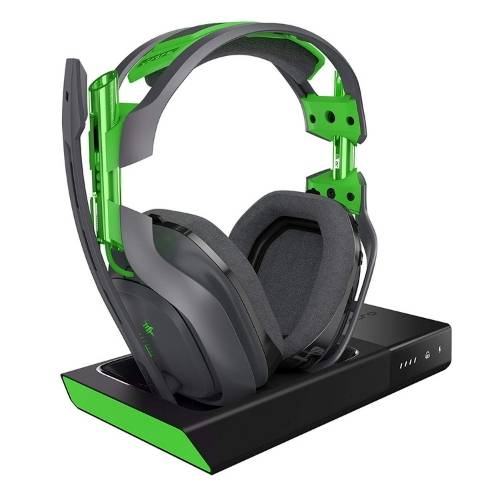 Astro A50 Wireless - Green Gaming Headset