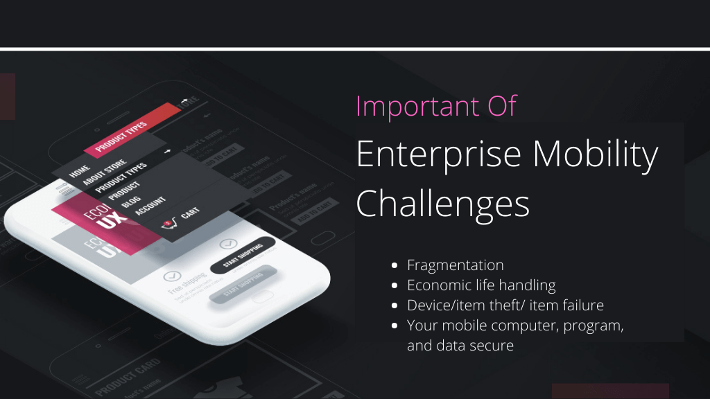 Prime Enterprise Mobility Challenges in 2021