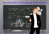 studying astronomy