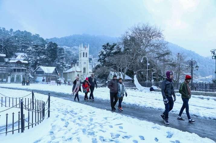 Places to visit in Shimla-