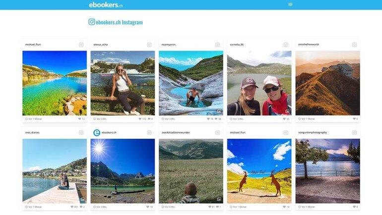 5. Embed Instagram Stories On Your Website