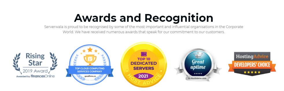 Serverwala Awards