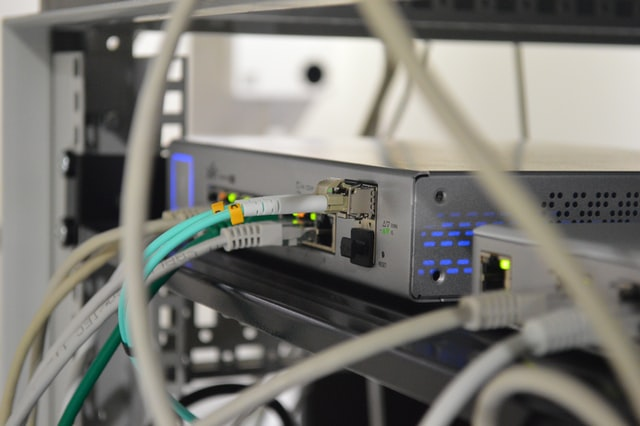 connecting two routers