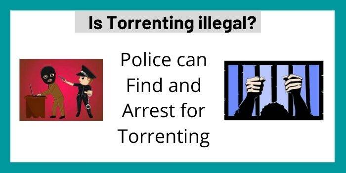 Is Torrenting illegal