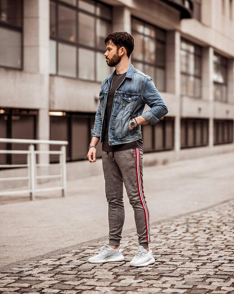 denim_jacket_and_track_pants