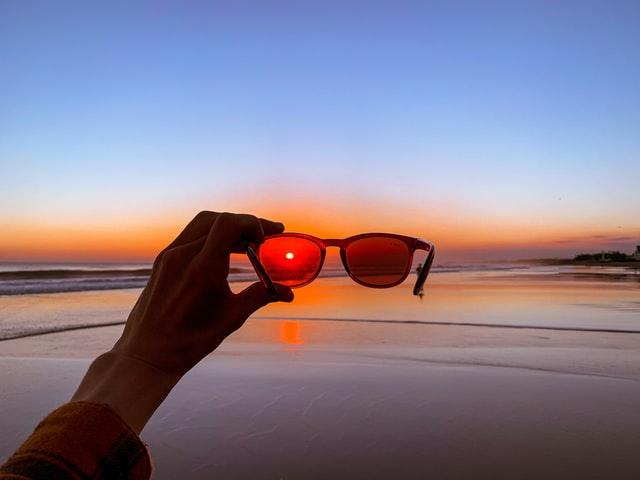 enhanced ultraviolet protection sunglasses