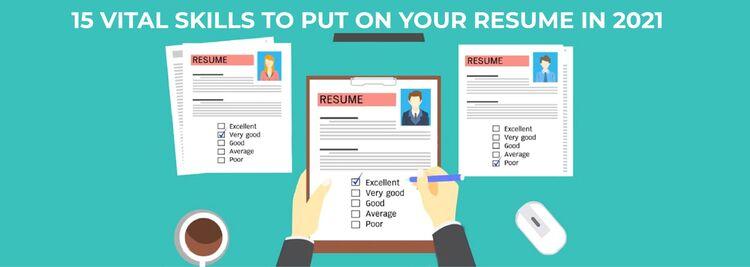 15 Vital Resume Making Tips For Freshers