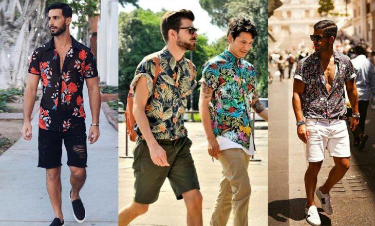 Aloha Party Wear Shirt