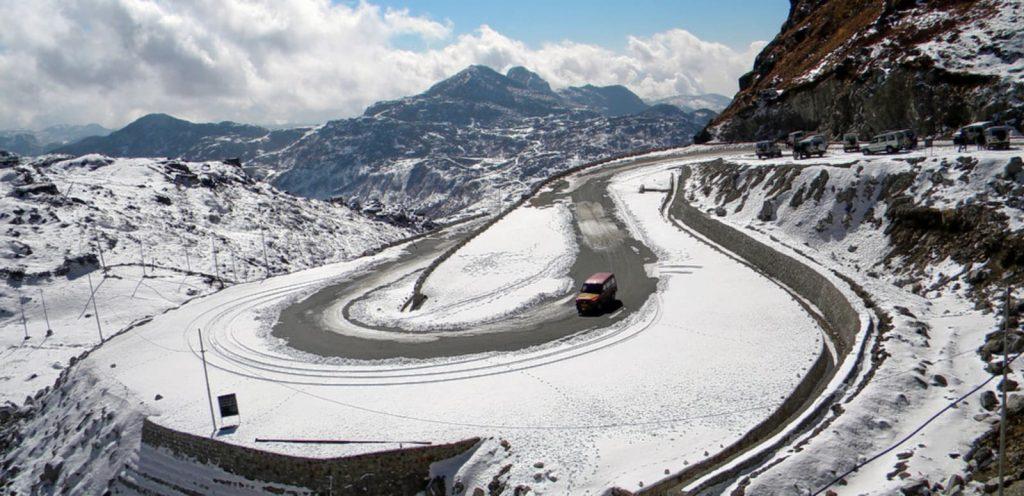 Nathula Pass