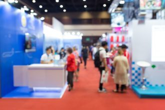 Fantastic Ways to Stand Out From the Crowd at Your Next Trade Show Exhibit Display