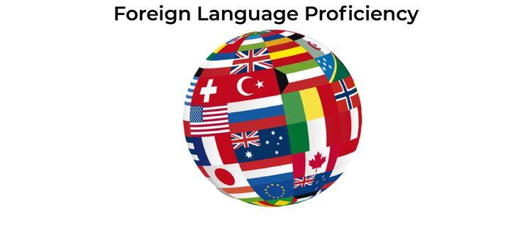 foreign language profecieny