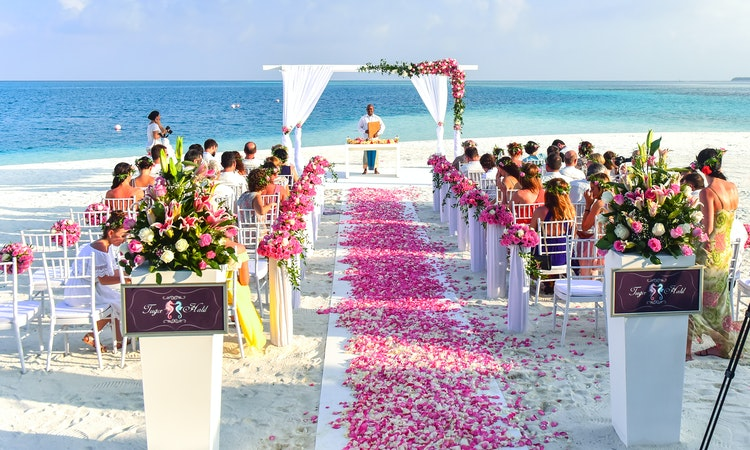 Why The World Is Moving Towards Outdoor Wedding