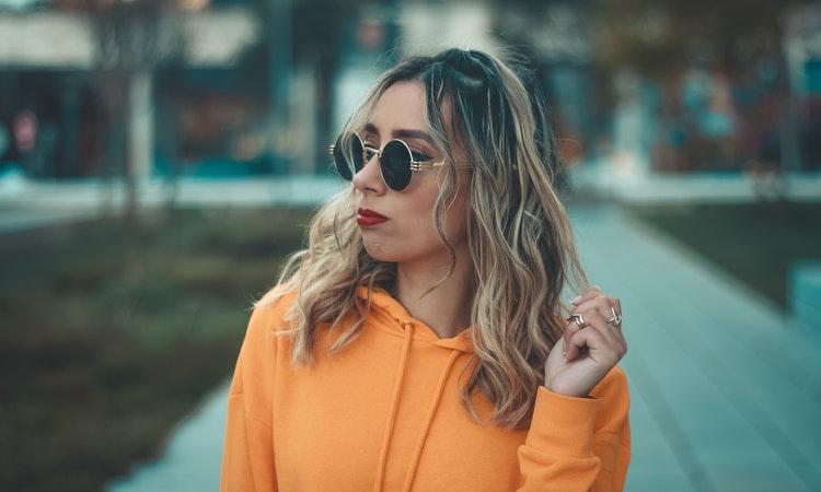 fashion of hoodies