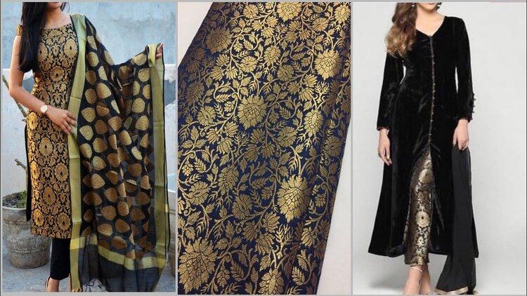 brocade_fabric_dress