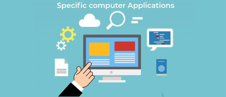 specific computer application
