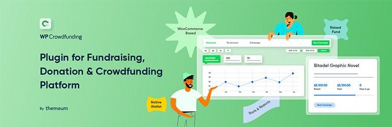 wp crowfunding