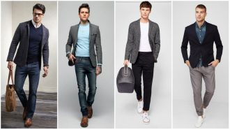 Enhance Your Style With Men's Blazers