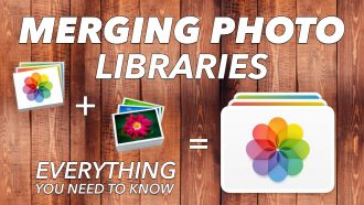 How to Merge Your Photo Libraries Easily