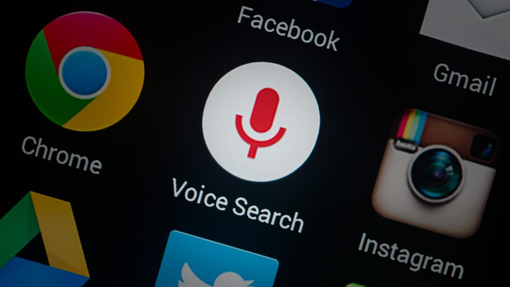 The Rise of Voice Searches