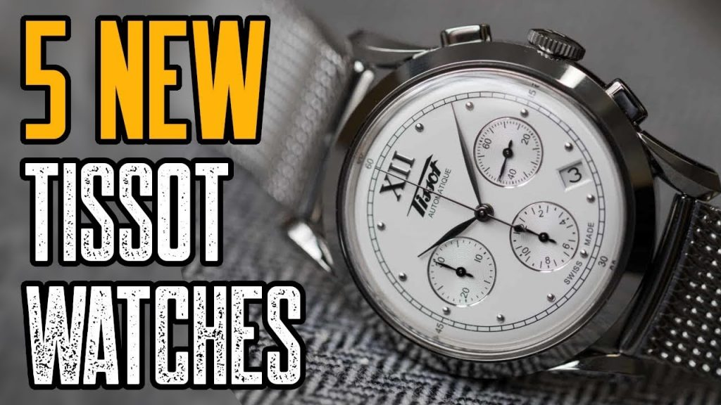 Tissot Watches-Everything You Should Know the Brand
