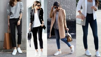 Top og women's sneakers you should consider wearing with Jeans