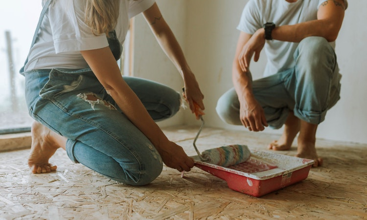 How To Prep Walls For Painting To Achieve A Professional Finish