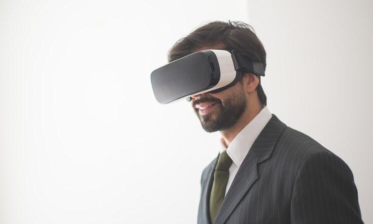 VR concept glasses: