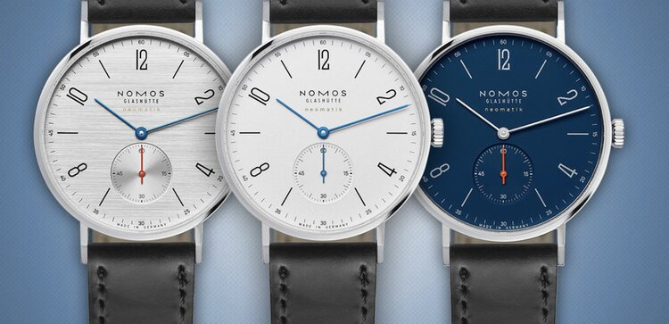 5 Nomos Glashutte Watches You Must Look Out For!