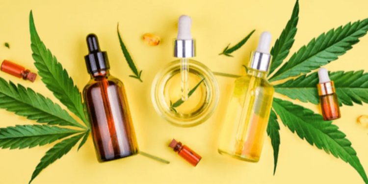 How can CBD oil tincture help in reducing anxiety?