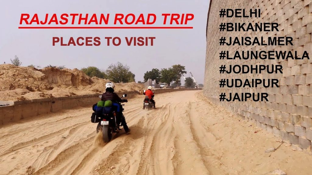 7 Best Road Trips to Rajasthan