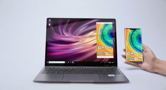 What are the Smart Values for huawei matebook