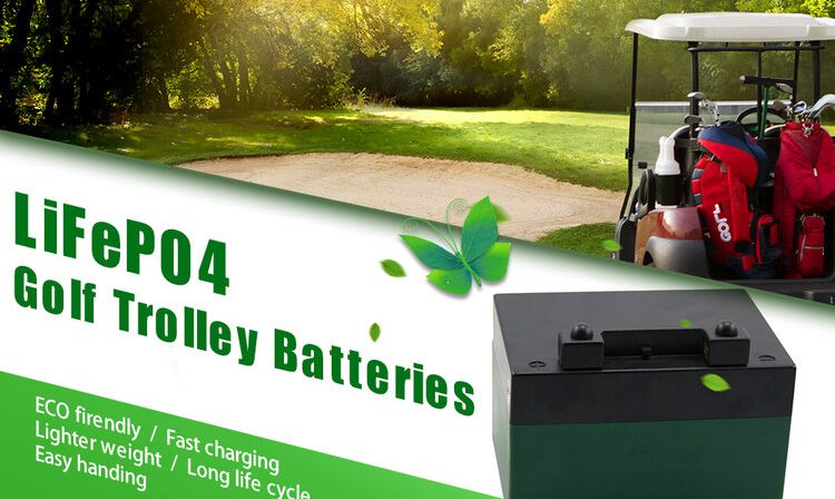 Custom LiFePo4 Golf Cart Battery Pack: Benefits offered for common users