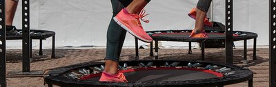 Rebounder vs. Mini-Trampoline: What's the Difference?