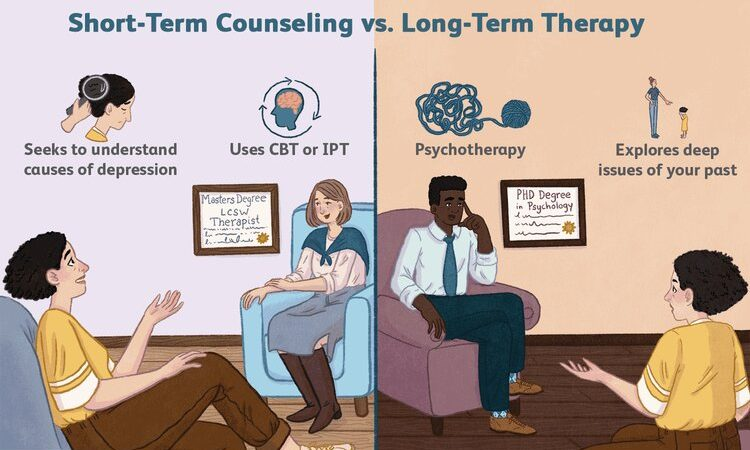 Therapy VS Counseling: What's the Difference?